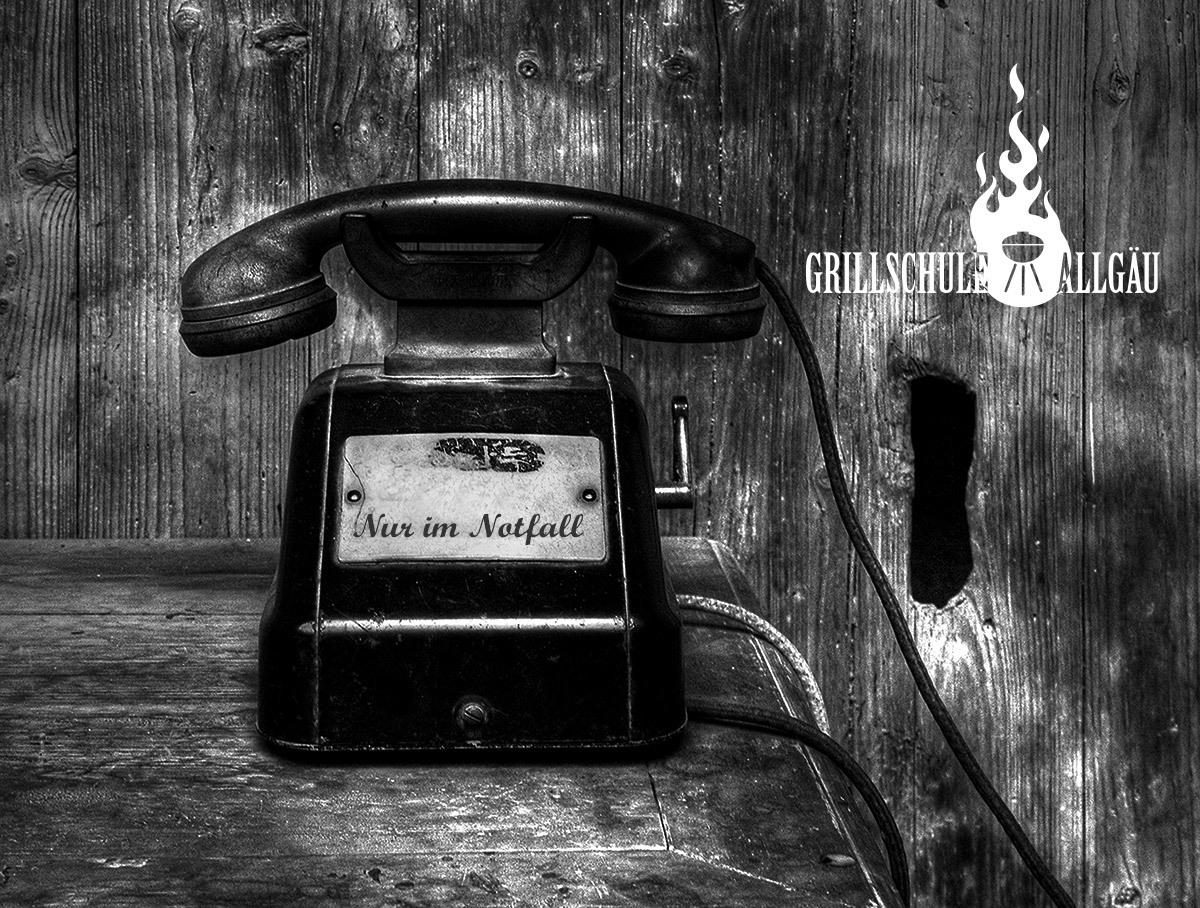 Telefonische Kontaktaufnahme