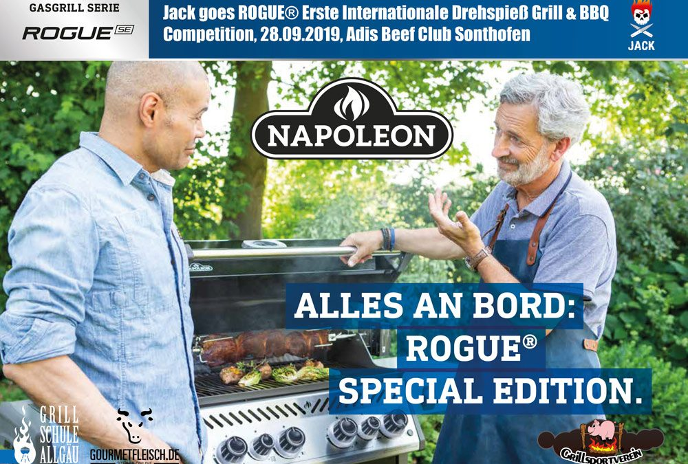 Internationale Drehspieß Grill & BBQ Competition